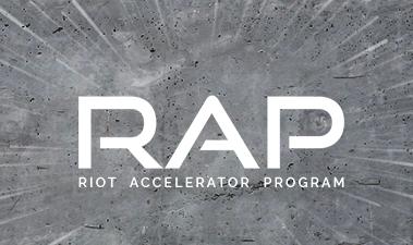 RIoT Accelerator Program RAP IoT startup accelerator