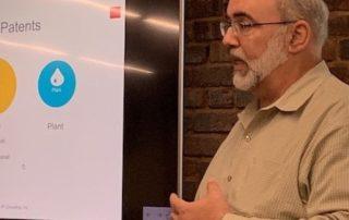 Image of John Sotomayor giving presentation