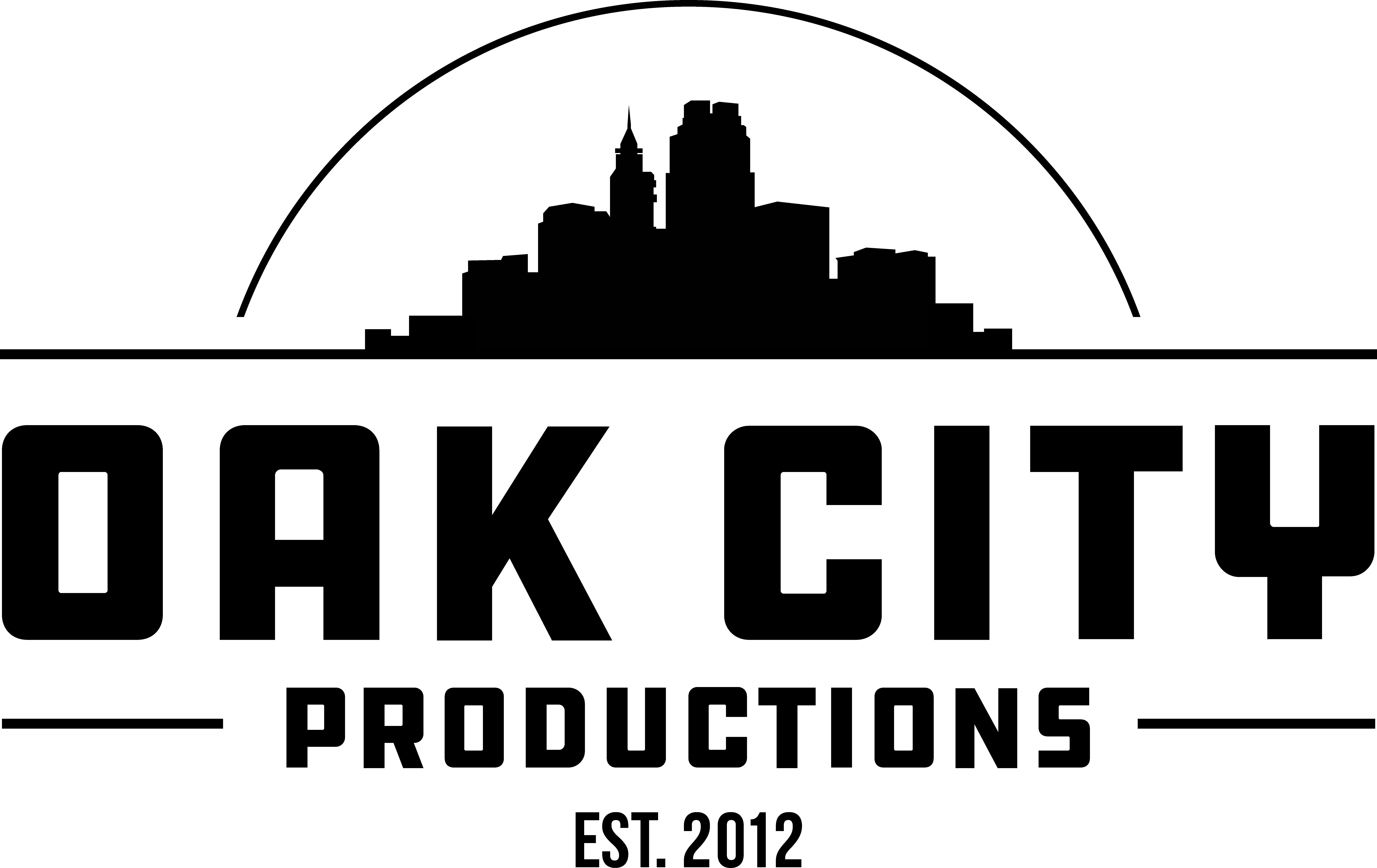 Oak City Productions logo