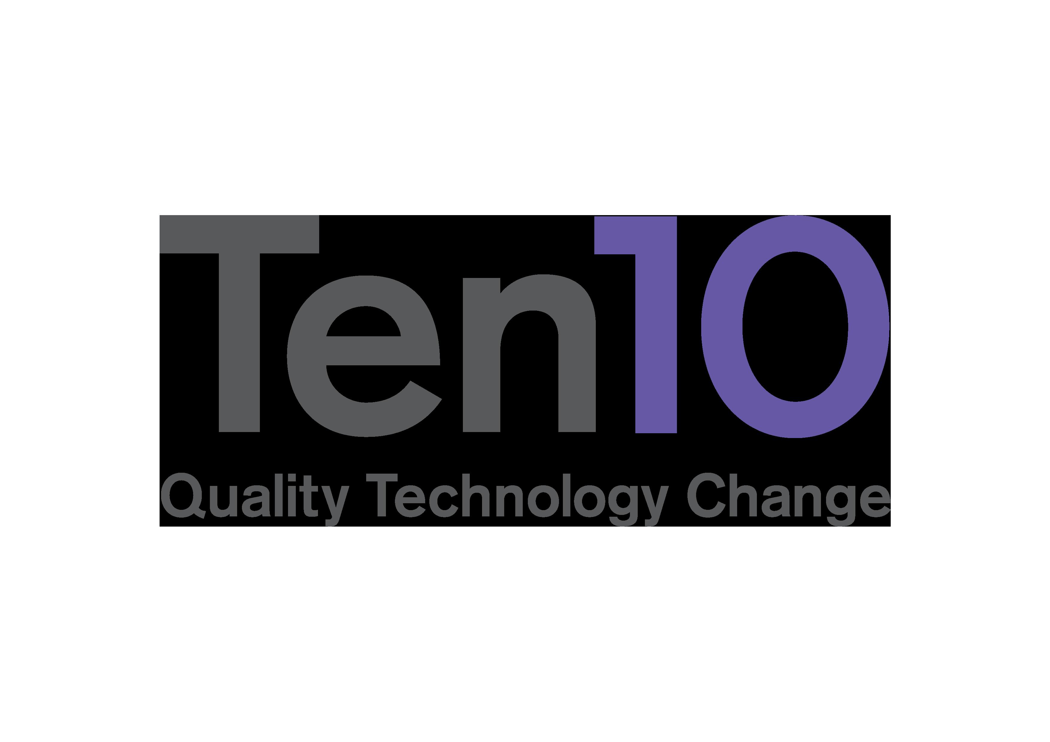 Ten10 Logo